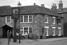 pubs, loud sex and history